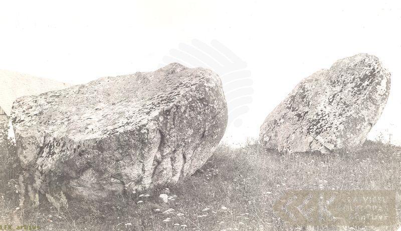 The Devil's stone