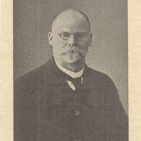 Mācītājs Jēkabs Ozoliņš