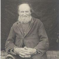 Folklore informant Pēteris Auniņš