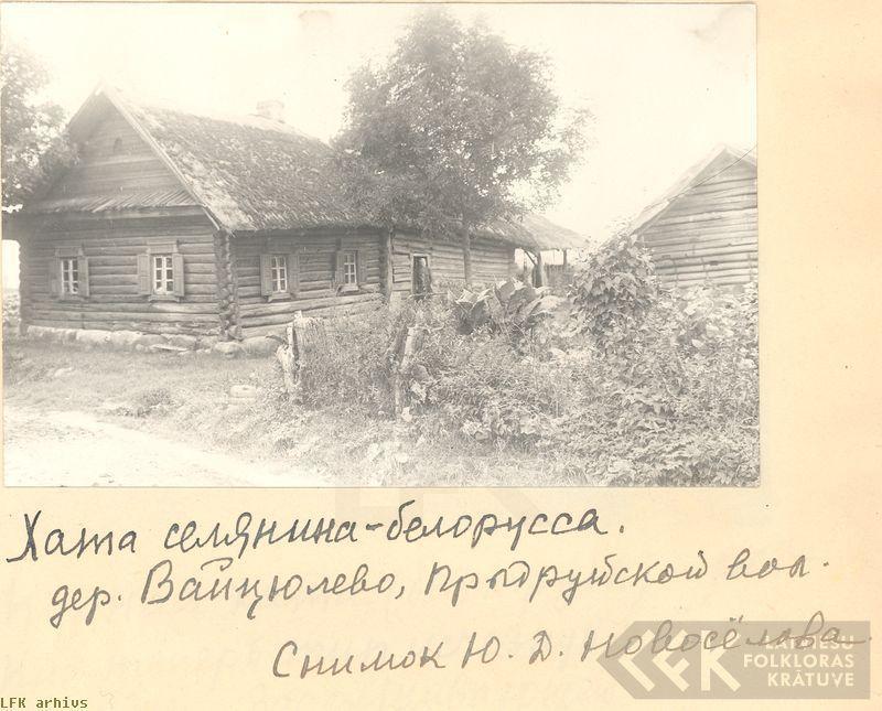 Baltkrievu māja