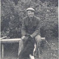 Folklore informant Osvalds Purs