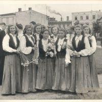 Singers in Cēsis