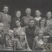 Participants of the concert