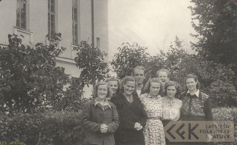 Ekspedīcijas dalībnieki Rīgā