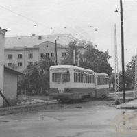 Tram in Daugavpils