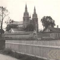 Rēzeknes katoļu baznīca
