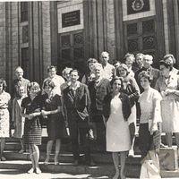 Folkloristi pie Latvijas Zinātņu akadēmijas