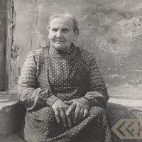 Folk narrator Late Vilciņa