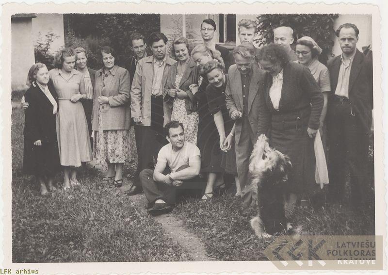 Participants of the excursion