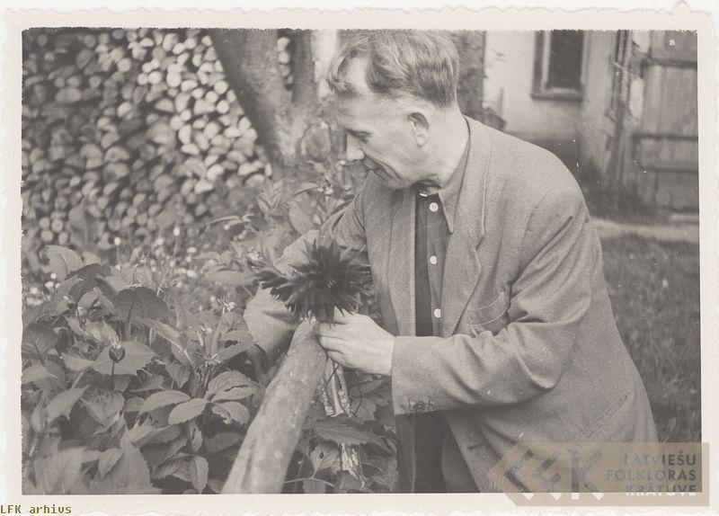 Zinātnieks Ēvalds Sokols