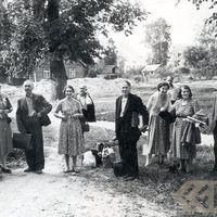 Viesi no Igaunijas un Rīgas