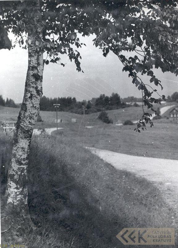 Landscape of Latgale