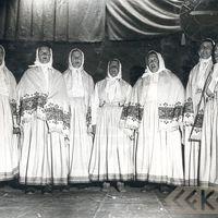Balvu rajona Bērzpils pagasta tautas dziesmu ansamblis