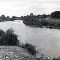 Bārtas upe pie Nīcas