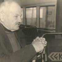 The folklore informant Ģirts Brīvkalns
