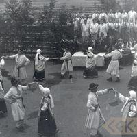 Madona seniors' dance group