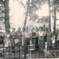 Pie igauņu dzejnieka Juhana Līva kapa
