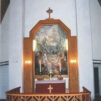Pāles baznīcas altārglezna