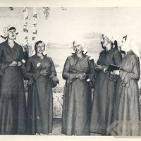 Upītes ciema dziedātājas