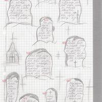 Kapakmeņu uzrakstu ilustrācijas