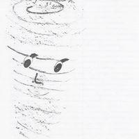 Ilustrācija krievu folkloras vākumam