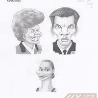 Karikatūras