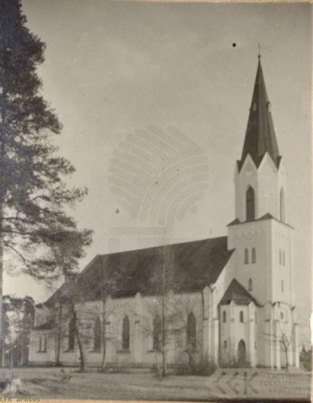 Lejasciema evaņģēliski luteriskā baznīca