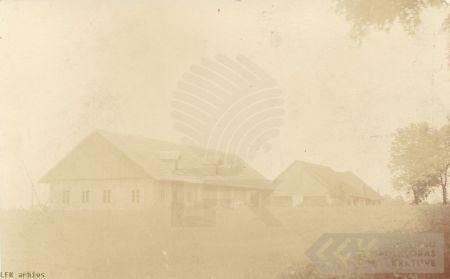 The threshing barn of Silvērs