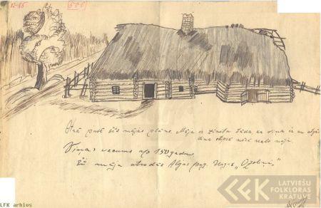 Ozoliņu māja