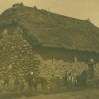 The barn of Umurga parish