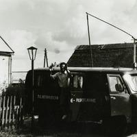 Teicējas Katrīnes Grabovskas mājās Rucavas pagastā