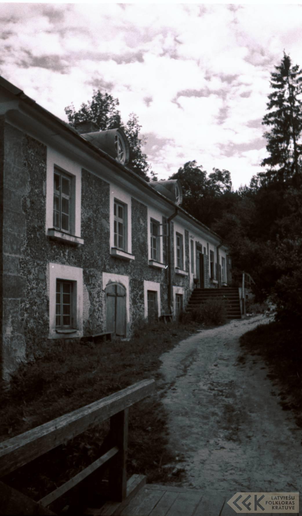 """Annas Brigaderes mājas """"Sprīdīši"""""""