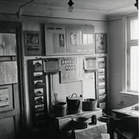 In museum of regional studies of Antons Galeviuss
