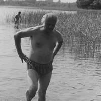 Folklorist Jānis Rozenbergs