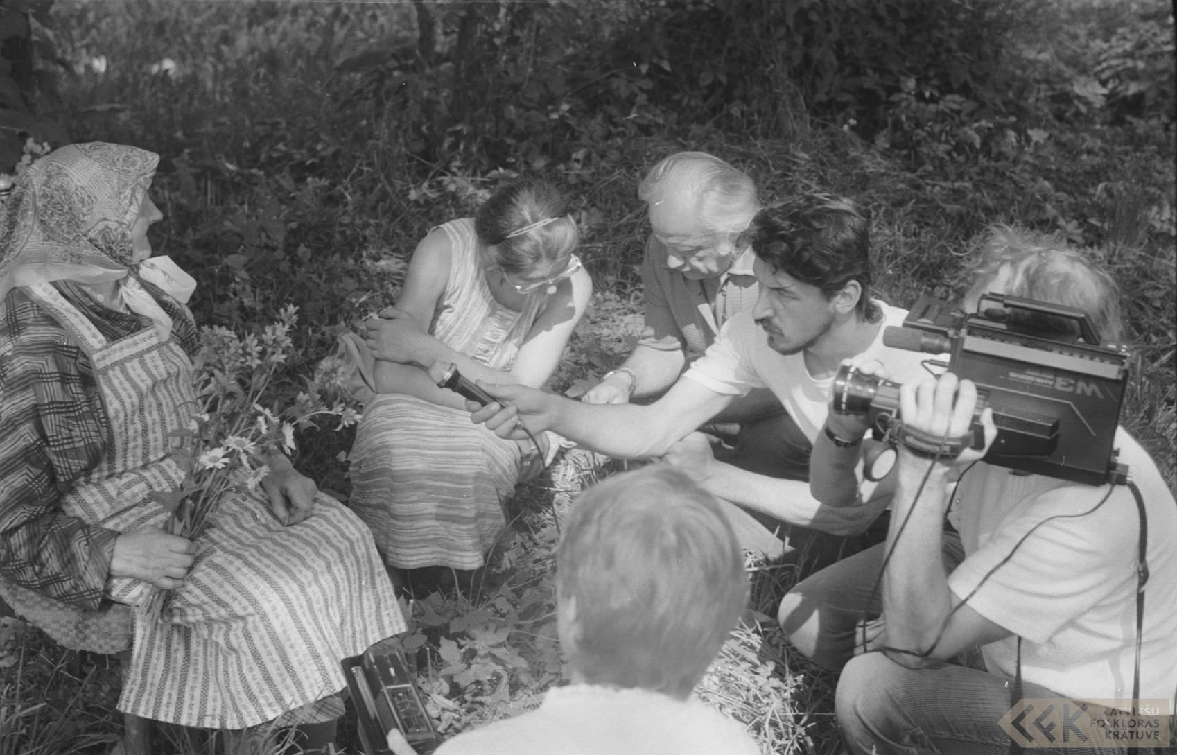 Marija Bērtule, Iveta Politere, Dainis Kļava, Zigurds Vidiņš, Baiba Putniņa