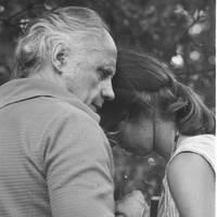 Folkloristi Jānis Rozenbergs un Iveta Politere