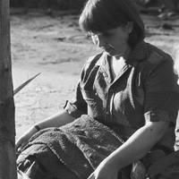 Folkloriste Māra Vīksna