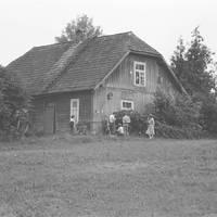 Māja Jaunpiebalgā