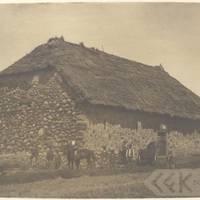 Parish grain barn