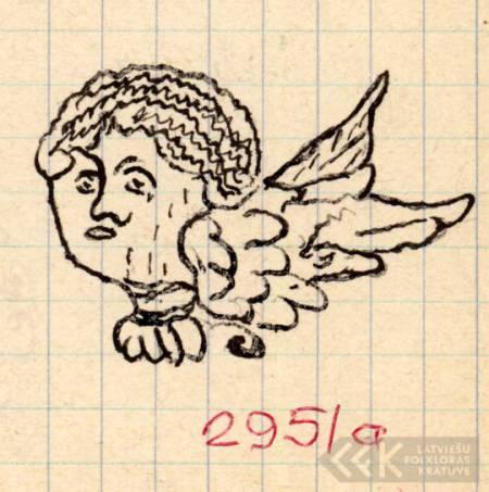 Illustration in memory album