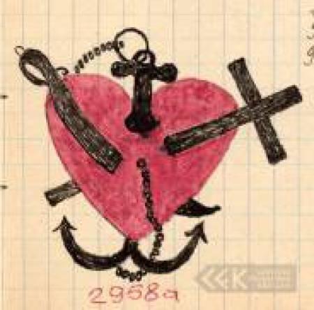 Ilustrācija no atmiņu albuma