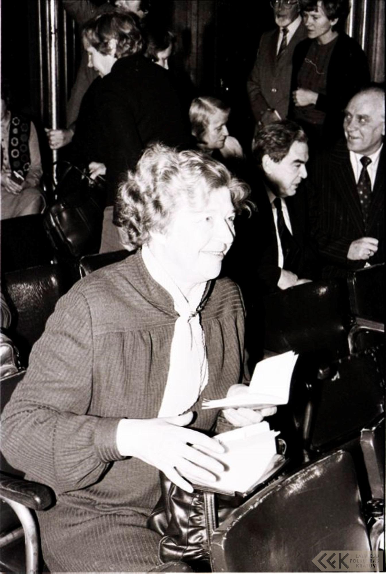 Krišjāņa Barona koference 1983.gadā