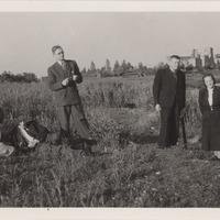 Folklorists in Bauska