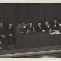 Ekspedīcijas dalībnieki Alma Ancelāne, Ēvalds Sokols un Jēkabs Vītoliņš