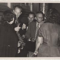 Ekspedīcijas dalībnieki Ēvalds Sokols un Ojārs Ambainis