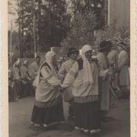 Madona elderly dance group