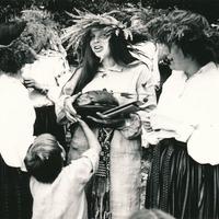 Etnogrāfisko un folkloras ansambļu skate
