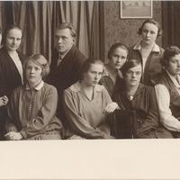 Latviešu folkloras krātuvē