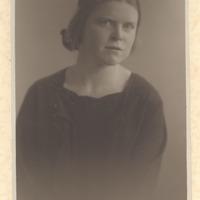 Studente Anna Draviņa