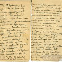 Ērikas Jurčas dienasgrāmata